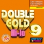 Double Gold Hi-Lo 9 Disc 2 (136-160 BPM, Август 2015)