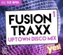 Fusion Traxx 1 Uptown Disco Mix (132 BPM, 60 мин, Сентябрь 2018)