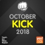 Kick October 2018 (140 BPM, 60 мин, Ноябрь 2018)