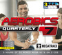 Aerobics Quarterly 7 (3CD, 130-160 BPM, Апрель 2014)