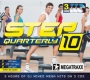 Megatraxx Step Quarterly 10 CD3(132 BPM, Май 2016)