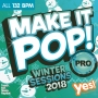 Make It Pop Pro Winter Sessions 2018 (132 BPM, 64 мин, Июнь 2018)