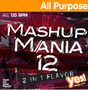 Mashup Mania 12 (135 BPM, Январь 2015)