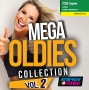 Mega Oldies Collection 2 (128 BPM, 60 мин, Ноябрь 2018)