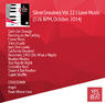 SilverSneakers Vol 22 I Love Music (126 BPM, October 2014)