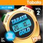Tabata Gold 2 (86-172 BPM, Январь 2015)