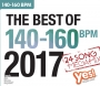 The Best Of 140-160 BPM 2017 (140-160 BPM, Март 2018)