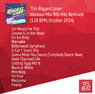 This Biggest Loser Workout Mix 90s Hits Remixed (128 BPM, October 2014)