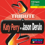 Tribute to Katy Perry vs Jason Derulo (132 BPM, Январь 2015)