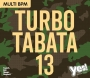 Turbo Tabata 13 (150-160 BPM, Март 2018)