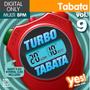 Turbo Tabata 9 (124-164 BPM, Январь 2015)