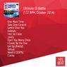Ultimate DJ Battle (132 BPM, October 2014)