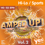Amped UP! Vol 2 (BPM 140-155, Февраль 2014)