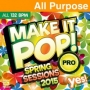 Make It Pop PRO Spring 2015 (132 BPM, Январь 2016)