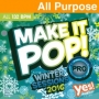 Make It Pop Pro Winter Sessions 2016 (132 BPM, Декабрь 2016)