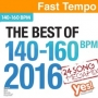 The Best Of 140-160 Bpm 2016 (140-160 BPM, Февраль 2017)