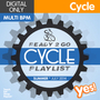 Ready 2 Go Cycle Playlist July 2014 (Multi BPM, October 2014)
