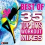 Best Of 35 Top Hits Workout Mixes (126-160 BPM, Декабрь 2016)