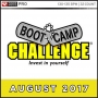 Boot Camp Challenge August 2017 (128-141 BPM, Март 2018)