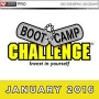 Boot Camp Challenge January 2016 (135 BPM, Декабрь 2016)