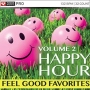 Happy Hour Vol. 2 - Feel Good Favorites (132 BPM, Апрель 2015)