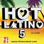 Hot Latino 5 (130-136 BPM, Апрель 2015)