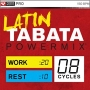 Latin Tabata Powermix (150 BPM, Декабрь 2016)