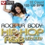 Rock UR Body - HipHop R&B (130-138 BPM, Апрель 2015)