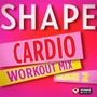 SHAPE Cardio Workout Mix Vol 2 (130 BPM, Июнь 2014)