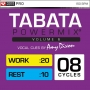 Tabata Powermix Vol 6 (129-150 BPM, Март 2018)